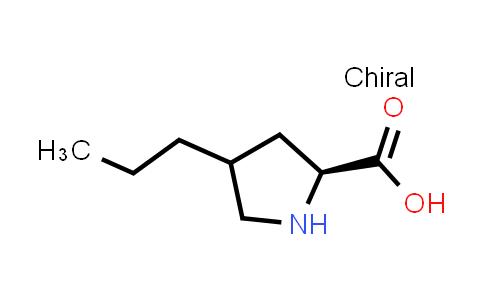 (2S)-4-Propylpyrrolidine-2-carboxylic acid