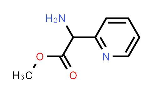 Methyl 2-amino-2-(pyridin-2-yl)acetate