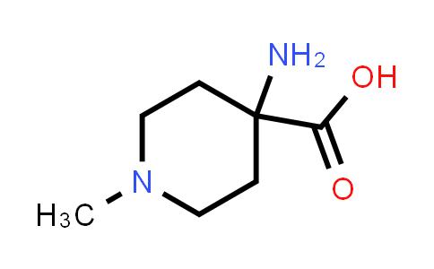 4-Amino-1-methylpiperidine-4-carboxylic acid