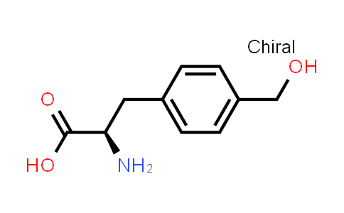 (R)-2-Amino-3-(4-(hydroxymethyl)phenyl)propanoic acid