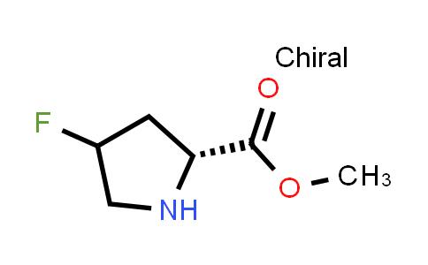 (2R)-Methyl 4-fluoropyrrolidine-2-carboxylate