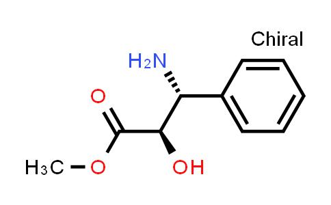 (2R,3R)-Methyl 3-amino-2-hydroxy-3-phenylpropanoate