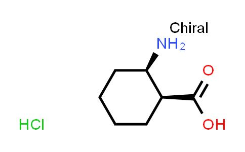(1S,2R)-2-Aminocyclohexanecarboxylic acid hydrochloride