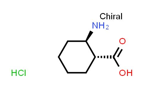 (1R,2R)-2-Aminocyclohexanecarboxylic acid hydrochloride