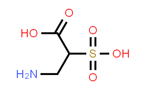 3-Amino-2-sulfopropanoic acid