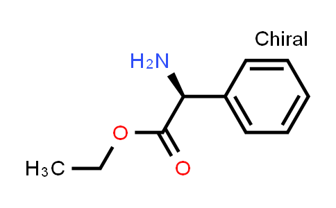 (S)-Ethyl 2-amino-2-phenylacetate