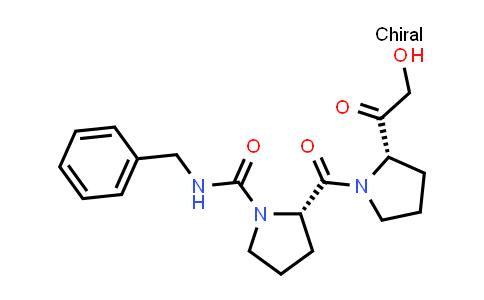 (S)-N-Benzyl-2-((S)-2-(2-hydroxyacetyl)pyrrolidine-1-carbonyl)pyrrolidine-1-carboxamide