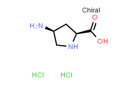 (2S,4S)-4-Aminopyrrolidine-2-carboxylic acid dihydrochloride