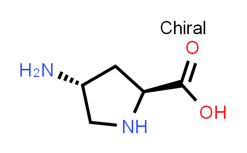 (2S,4R)-4-Aminopyrrolidine-2-carboxylic acid