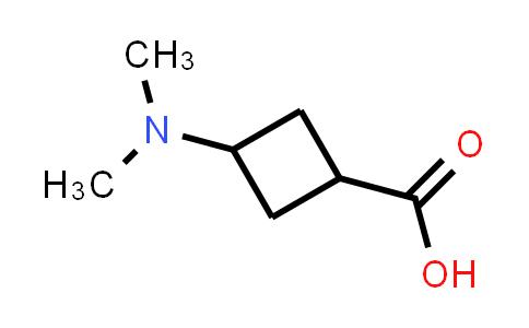 3-(Dimethylamino)cyclobutanecarboxylic acid