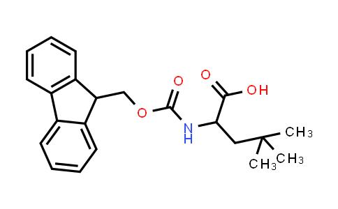 2-((((9H-Fluoren-9-yl)methoxy)carbonyl)amino)-4,4-dimethylpentanoic acid
