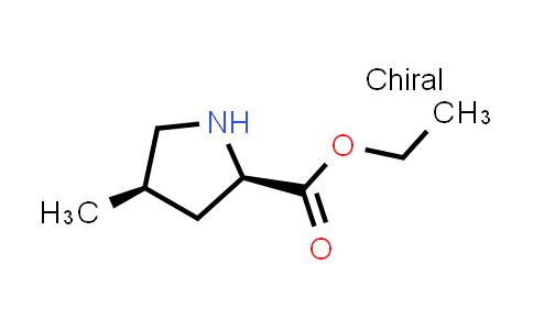 (2R,4R)-Ethyl 4-methylpyrrolidine-2-carboxylate