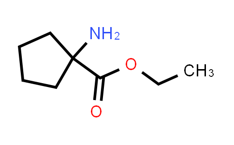 Ethyl 1-aminocyclopentanecarboxylate