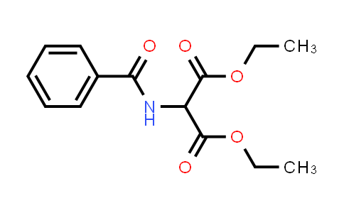Diethyl 2-benzamidomalonate