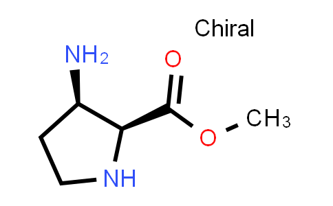 (2S,3R)-Methyl 3-aminopyrrolidine-2-carboxylate