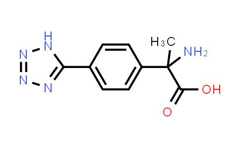 2-(4-(1H-Tetrazol-5-yl)phenyl)-2-aminopropanoic acid