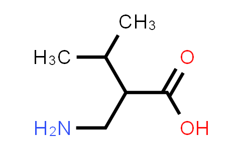 2-(Aminomethyl)-3-methylbutanoic acid