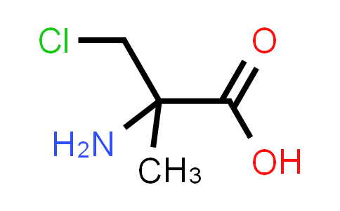 2-Amino-3-chloro-2-methylpropanoic acid