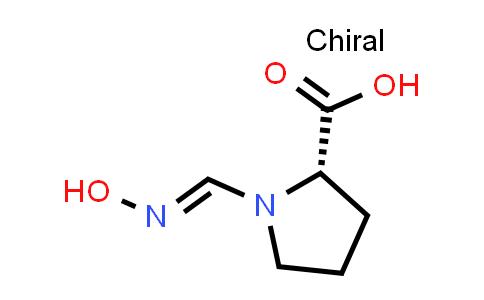(S)-1-((Hydroxyimino)methyl)pyrrolidine-2-carboxylic acid