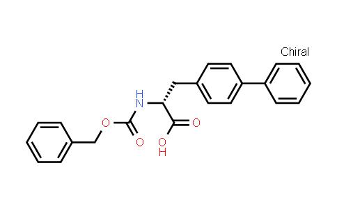 (R)-3-([1,1'-Biphenyl]-4-yl)-2-(((benzyloxy)carbonyl)amino)propanoic acid