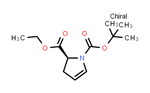 (S)-1-tert-Butyl 2-ethyl 2,3-dihydro-1H-pyrrole-1,2-dicarboxylate
