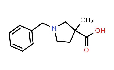 1-Benzyl-3-methylpyrrolidine-3-carboxylic acid
