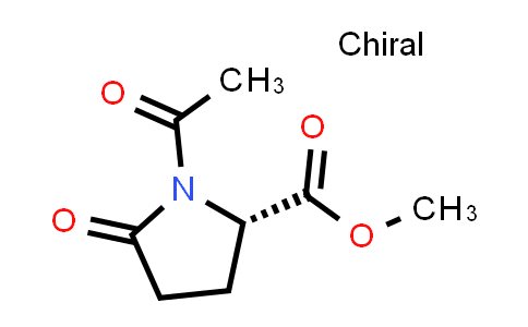 (S)-Methyl 1-acetyl-5-oxopyrrolidine-2-carboxylate