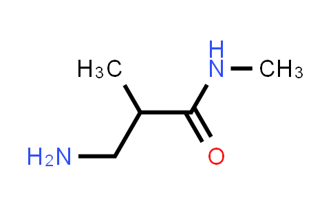 3-Amino-N,2-dimethylpropanamide