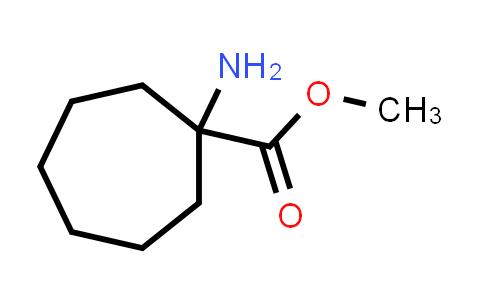 Methyl 1-aminocycloheptanecarboxylate