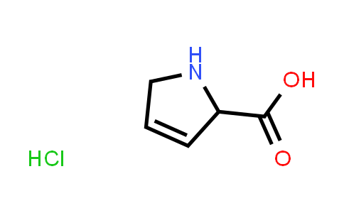 2,5-Dihydro-1H-pyrrole-2-carboxylic acid hydrochloride