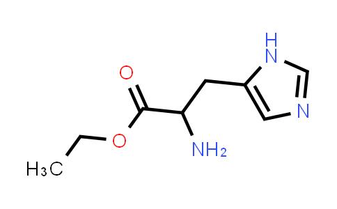 Ethyl 2-amino-3-(1H-imidazol-5-yl)propanoate