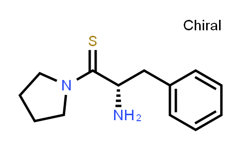 (S)-2-Amino-3-phenyl-1-(pyrrolidin-1-yl)propane-1-thione