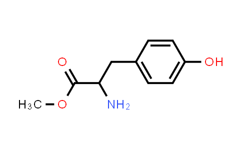 Methyl 2-amino-3-(4-hydroxyphenyl)propanoate