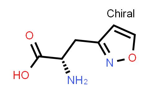 (S)-2-Amino-3-(isoxazol-3-yl)propanoic acid