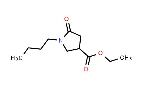 Ethyl 1-butyl-5-oxopyrrolidine-3-carboxylate