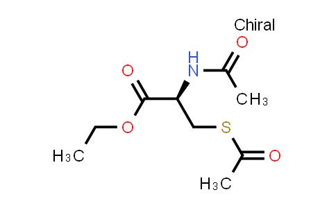 (R)-Ethyl 2-acetamido-3-(acetylthio)propanoate