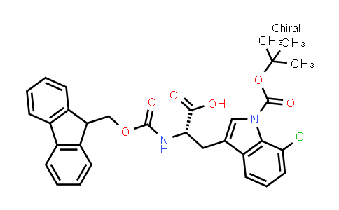 Fmoc-Trp(7-Cl)-OH