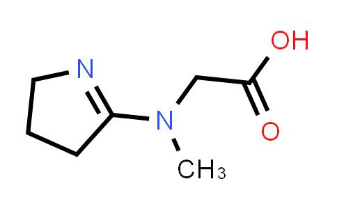 2-((3,4-Dihydro-2H-pyrrol-5-yl)(methyl)amino)acetic acid