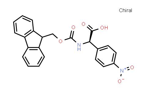 Fmoc-D-Phg(4-NO2)-OH