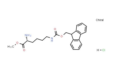 H-D-Lys(Fmoc)-OMe.HCl