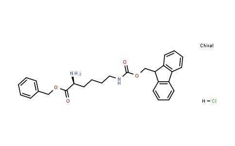 H-Lys(Fmoc)-Obzl.HCl