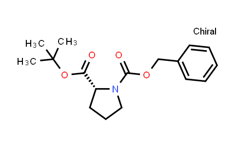 (R)-1-Benzyl 2-tert-butyl pyrrolidine-1,2-dicarboxylate