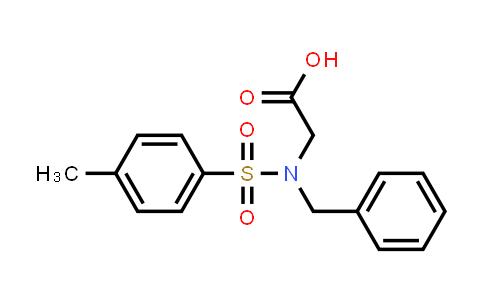 2-(N-benzyl-4-methylphenylsulfonamido)acetic acid
