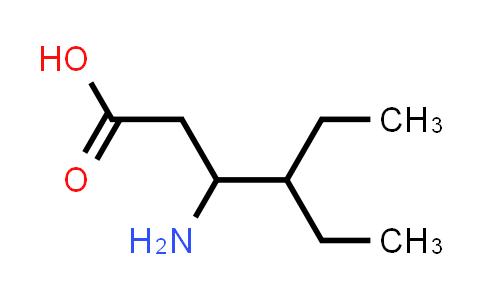 3-Amino-4-ethylhexanoic acid