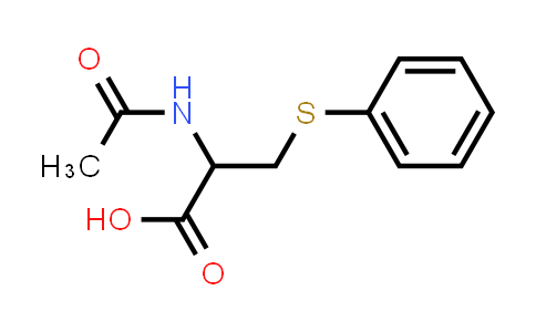 2-Acetamido-3-(phenylthio)propanoic acid