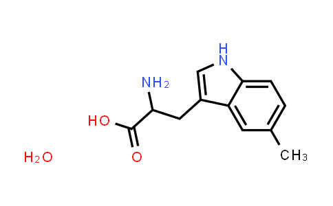 2-Amino-3-(5-methyl-1H-indol-3-yl)propanoic acid hydrate