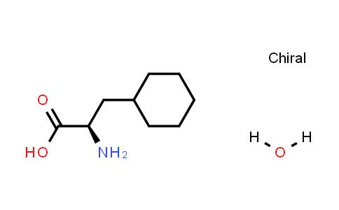 (R)-2-Amino-3-cyclohexylpropanoic acid hydrate(1:x)