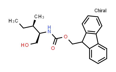 (9H-Fluoren-9-yl)methyl ((2R,3R)-1-hydroxy-3-methylpentan-2-yl)carbamate