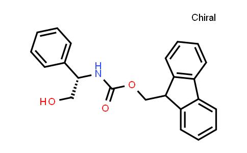 (S)-(9H-Fluoren-9-yl)methyl (2-hydroxy-1-phenylethyl)carbamate