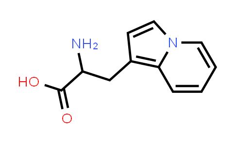 2-Amino-3-(indolizin-1-yl)propanoic acid